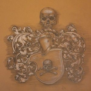 The Coat Of Arms Of Death